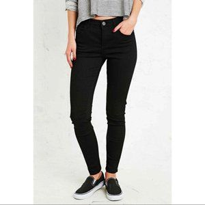 BDG Urban Outfitters Cigarette Ankle Jeans